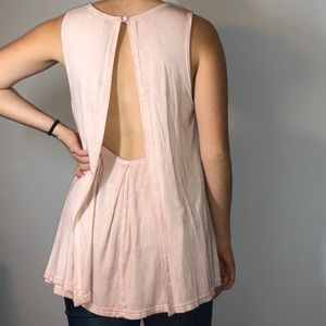 Altar'd State: light pink tank top